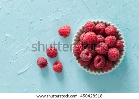 Blackberry on white background Blackberries on a wooden