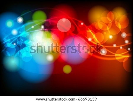 Raster abstract colorful background. Vector 63723076 - stock photo