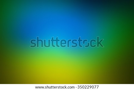 Raster abstract light blue, green blurred background, smooth gradient texture color, shiny bright website pattern, banner header or sidebar graphic art image