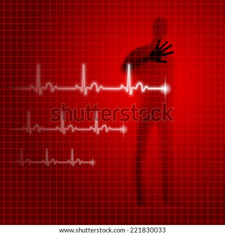 red medical background - photo #42
