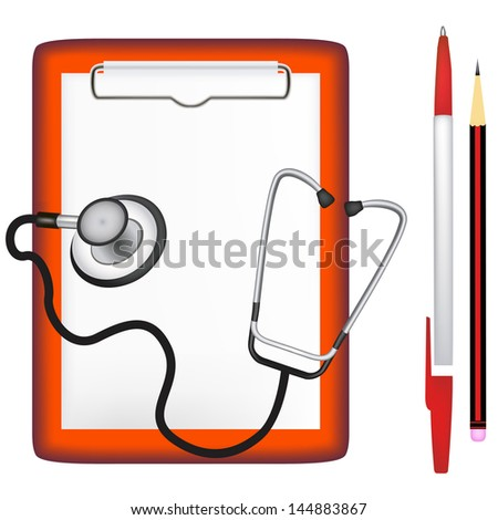 rasterized medicine equipment and ojects illustration. bitmap of vector version. see for vector version in my portfolio