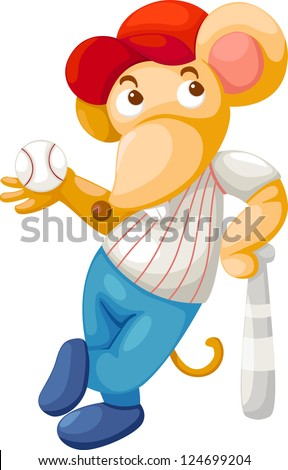 Rat.JPG (EPS vector version id 111751448,format also available in my portfolio) - stock photo