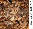 Rattan wood texture - stock