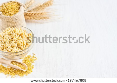 how to cook cracked bulgur wheat