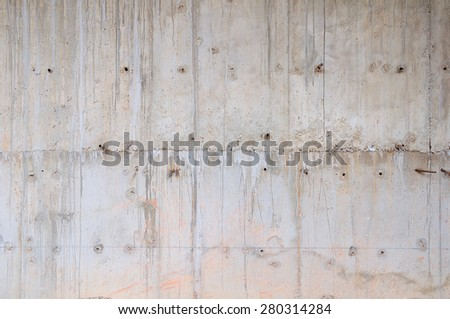 Raw concrete background - stock photo