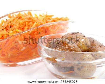 raw food - stock photo