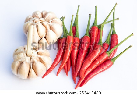 Raw material for cooking. - stock photo