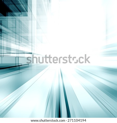 Ray light. Abstract background 3d - stock photo