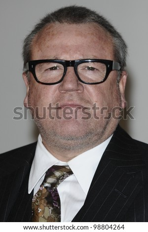 Ray Winstone arriving for the Brit Awards 2012 at the O2 arena, Greenwich, London. 21/02/2012 Picture by: Steve Vas / Featureflash