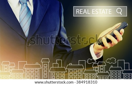 Real. - stock photo