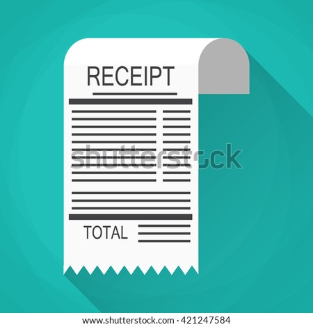Proforma Invoice Excel Template Invoice Bill Stock Images Royaltyfree Images  Vectors  Create An Invoice Template with Business Receipts App Word Receipt Icon Invoice Icon Total Bill Icon Illustration In Flat Design On  Green Jcpenney Return Without Receipt