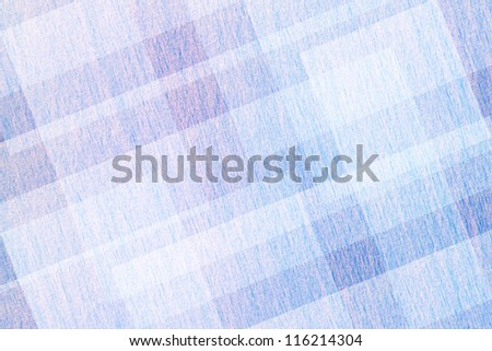 Rectangular blue background with grunge old wood background abstract. - stock photo