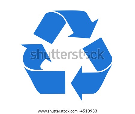 Recycle - stock photo