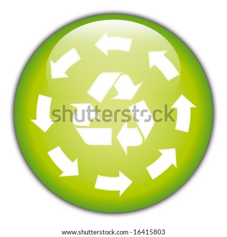 recycle button design