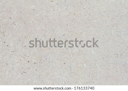 Recycle paper Sheet - stock photo