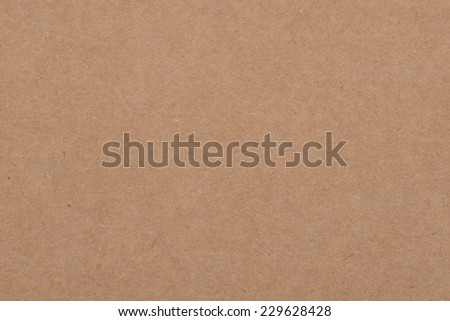 Recycled Paper Or Card Texture. - stock photo