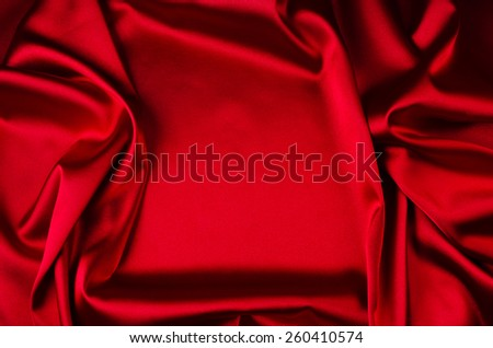 red abstract background luxury cloth texture frame