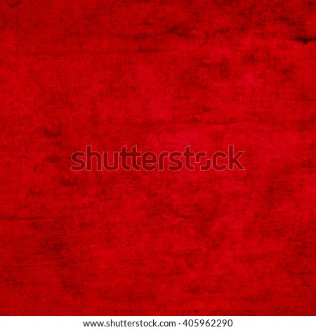 red abstract background vintage cement texture