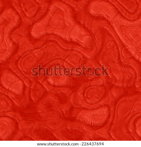 red abstract seamless texture of plastic glass