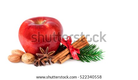Christmas Apple Stock Images, Royalty-Free Images & Vectors ...