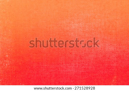 red artistic canvas painted background