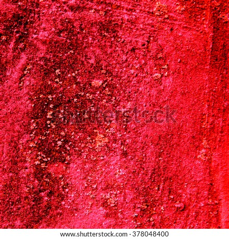 red background texture abstract wall