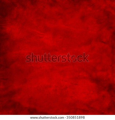 red background with vintage texture, wrinkled red paper