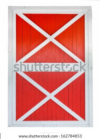 Red Barn Doors Clip Art red barn door stock images, royalty-free images & vectors