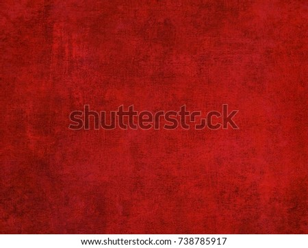 Red-Black-White Aged Grunge Wall Background.