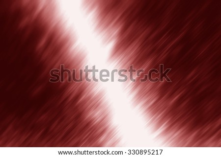 Red bright background with reflection