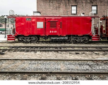 Red Caboose 2