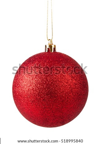Red Christmas Ball Stock Images, Royalty-Free Images & Vectors ...
