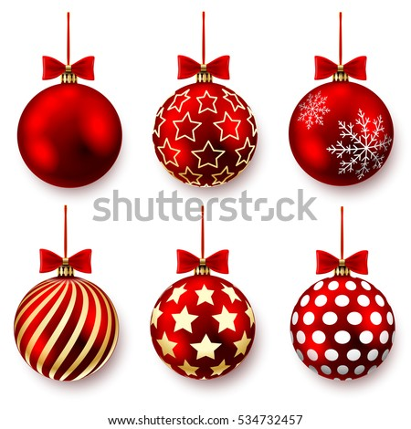 Red Xmas Ball Stock Images, Royalty-Free Images & Vectors ...