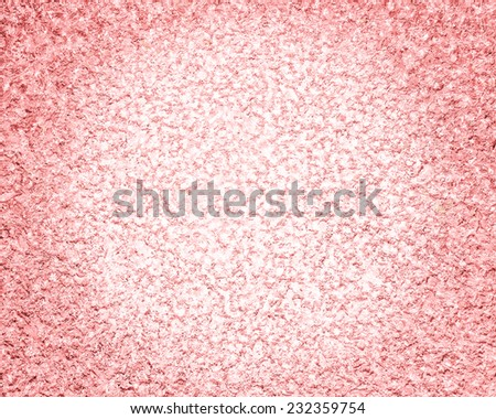 red clay background - stock photo