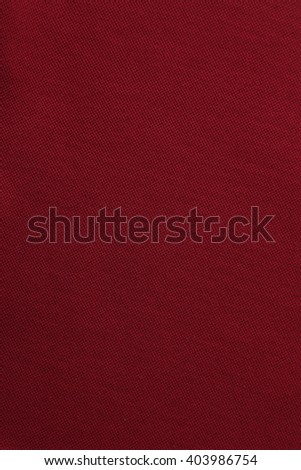 Red cloth - stock photo