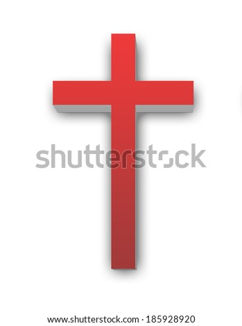 Red Cross - stock photo