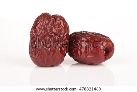 Red dates jujube