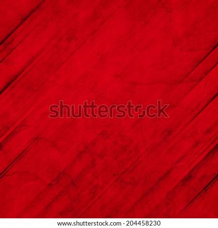 Red decorative paper - stock photo