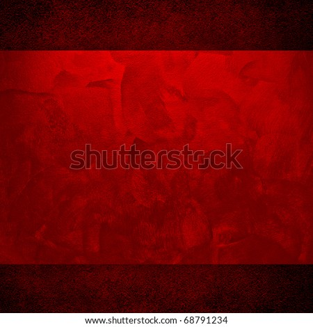 red design background - stock photo