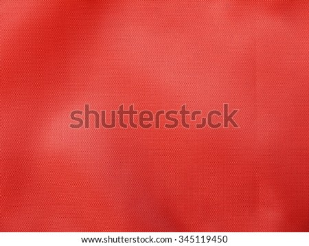 red fabric cloth texture - stock photo