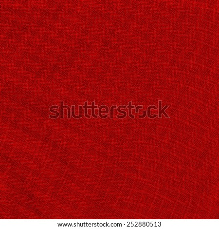 red fabric texture as background