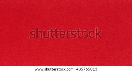 Red Fabric texture background, Real Fabric texture