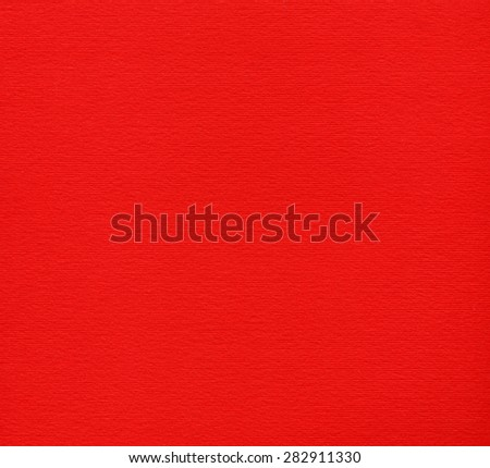 Red granulated paper texture useful as a background - stock photo