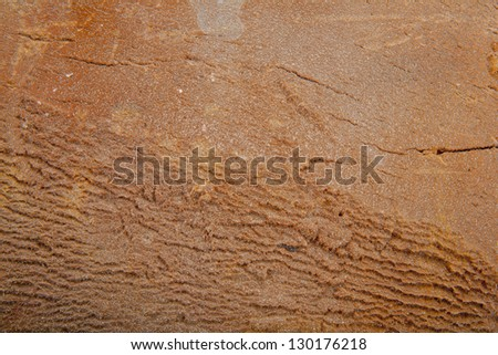 red grunge textures the background - stock photo
