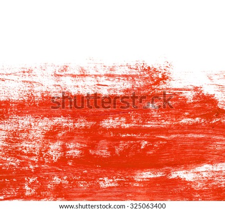 red-hand-painted-brush-stroke-background