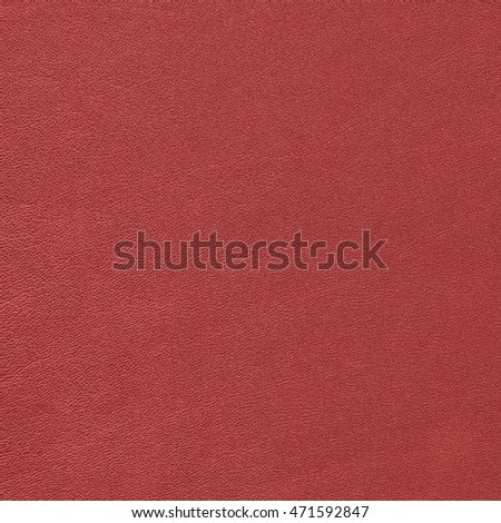 red leather texture or background