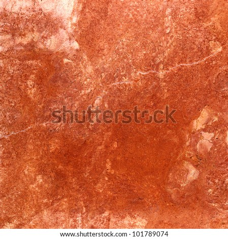 red marble - stock photo