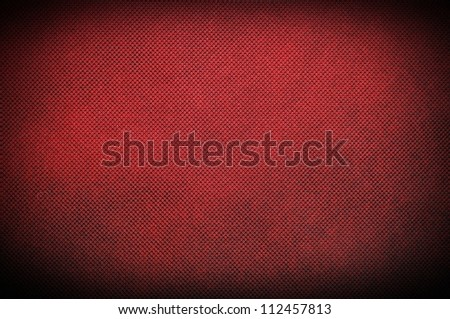 Red material polipropylen texture or background