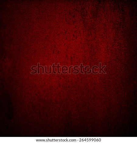 red metal plate - stock photo