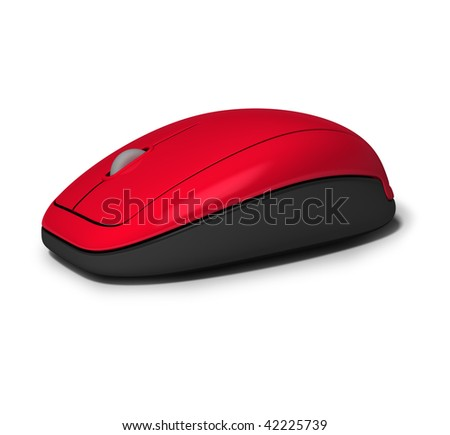 Red mouse